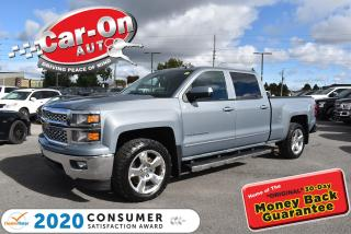 Used 2015 Chevrolet Silverado 1500 LT 4X4 | 20 ALLOYS | REAR CAM | CONVENIENCE PKG for sale in Ottawa, ON