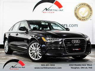 Used 2013 Audi A6 4dr Sdn quattro 3.0T Premium/BACKUPCAM/SUNROOF/NAV for sale in Vaughan, ON