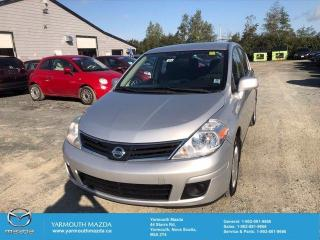 Used 2012 Nissan Versa 1.8 S for sale in Yarmouth, NS