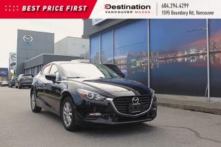 Used 2017 Mazda MAZDA3 GS - 1 Owner and Non Smoker! for sale in Vancouver, BC