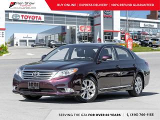 Used 2011 Toyota Avalon for sale in Toronto, ON