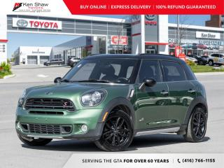Used 2015 MINI Cooper Countryman for sale in Toronto, ON