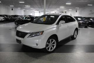 Used 2012 Lexus RX 350 NAVIGATION I LEATHER I SUNROOF I REAR CAM I PUSH START I BT for sale in Mississauga, ON