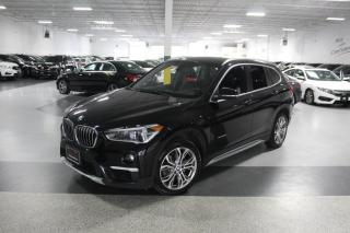 Used 2017 BMW X1 XDRIVE28i NO ACCIDENTS I LEATHER I REAR CAM I PUSH START BT for sale in Mississauga, ON
