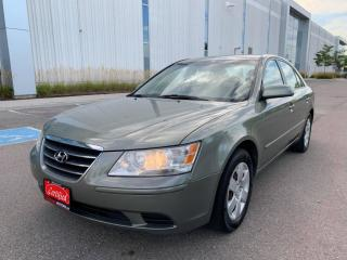 Used 2010 Hyundai Sonata 4dr Sdn I4 for sale in Mississauga, ON