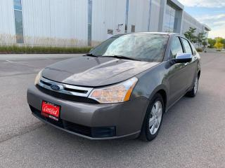 Used 2010 Ford Focus 4DR SDN SE for sale in Mississauga, ON