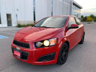 Used 2012 Chevrolet Sonic 4dr Sdn LS for sale in Mississauga, ON