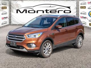 Used 2017 Ford Escape 4WD 4DR TITANIUM for sale in North York, ON