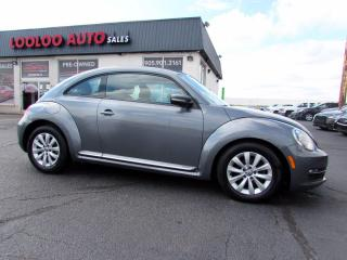 Used 2014 Volkswagen Beetle 1.8T Automatic No Accident Alloys Certified for sale in Milton, ON