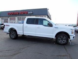 Used 2015 Ford F-150 XLT SuperCrew FX4 4WD 5.0L V8 Navi Camera Certified for sale in Milton, ON