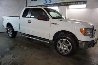 Used 2011 Ford F-150 V8 XLT PREMUIM 4X4 CERTIFIED *FREE ACCIDENT* CRUISE ALLOYS BED COVER BLUETOOTH for sale in Milton, ON