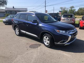 Used 2016 Mitsubishi Outlander ES AWC for sale in Truro, NS