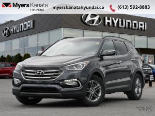 Used 2017 Hyundai Santa Fe Sport Luxury  - $125 B/W for sale in Kanata, ON