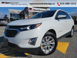 Used 2020 Chevrolet Equinox LT  AWD- Panoramic Sunroof- $227 B/W for sale in Ottawa, ON