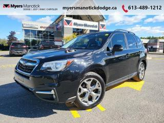 Used 2018 Subaru Forester LIMITED  Leather, Navi, Sunroof for sale in Ottawa, ON
