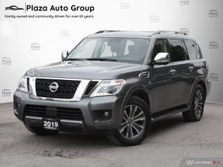 Used 2019 Nissan Armada SL for sale in Richmond Hill, ON