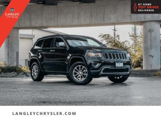 Used 2014 Jeep Grand Cherokee Limited  Sunroof/ Backup/ Leather/ Low KM for sale in Surrey, BC
