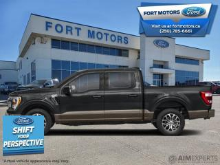 New 2021 Ford F-150 Lariat  - Leather Seats - Tailgate Step - $483 B/W for sale in Fort St John, BC