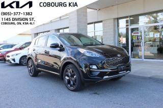 New 2022 Kia Sportage EX S for sale in Cobourg, ON