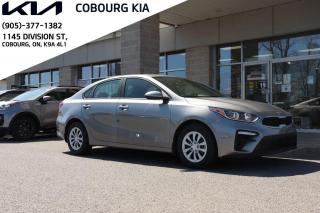 New 2021 Kia Forte LX MT for sale in Cobourg, ON