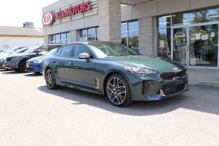 New 2022 Kia Stinger GT Limited for sale in Cobourg, ON