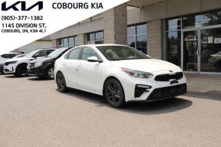 New 2021 Kia Forte EX Premium IVT for sale in Cobourg, ON