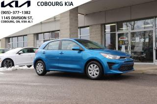 New 2021 Kia Rio5 LX+ IVT for sale in Cobourg, ON
