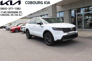 New 2021 Kia Sorento X-Line for sale in Cobourg, ON