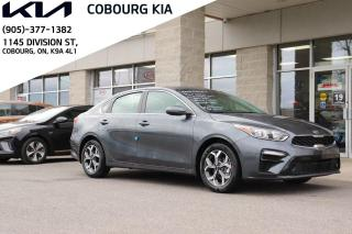 New 2021 Kia Forte EX IVT for sale in Cobourg, ON