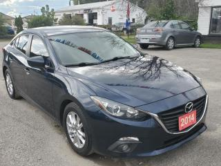Used 2014 Mazda MAZDA3 i Touring for sale in Barrie, ON