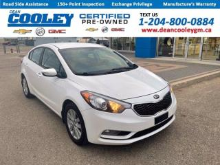 Used 2015 Kia Forte LX for sale in Dauphin, MB