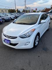 Used 2012 Hyundai Elantra GLS for sale in Hamilton, ON