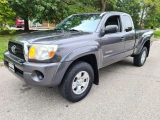 Used 2011 Toyota Tacoma 4WD Access V6 AT SR5 for sale in Mississauga, ON