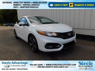 Used 2014 Honda Civic COUPE Si - HARD TO FIND ! 6 SPEED !! for sale in Kentville, NS