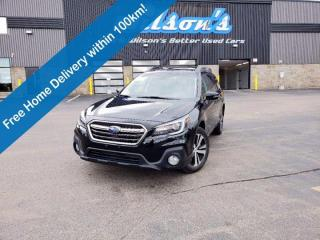 Used 2018 Subaru Outback Limited w/Eyesight Pkg, Leather, Navigation System, Sunroof & Much More! for sale in Guelph, ON