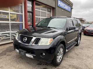 Used 2010 Nissan Pathfinder LE for sale in Kitchener, ON