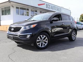 Used 2014 Kia Sportage EX for sale in Vancouver, BC