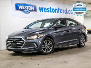 Used 2018 Hyundai Elantra GL+CAMERA+HEATED STEERING WHEEL+BLUETOOTH for sale in Toronto, ON
