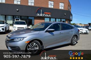 Used 2016 Honda Civic LX I REAR CAMERA I HWY KM for sale in Concord, ON