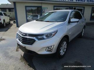 Used 2019 Chevrolet Equinox ALL-WHEEL DRIVE LT-MODEL 5 PASSENGER 1.5L - TURBO.. HEATED SEATS.. BLUETOOTH SYSTEM.. TOUCH-SCREEN-DISPLAY.. BACK-UP CAMERA.. KEYLESS ENTRY.. for sale in Bradford, ON