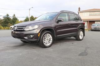 Used 2016 Volkswagen Tiguan COMFORTLINE for sale in Conception Bay South, NL