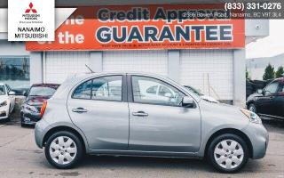 Used 2015 Nissan Micra SV for sale in Nanaimo, BC