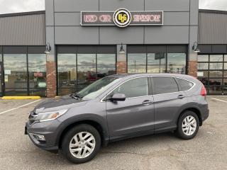 Used 2016 Honda CR-V Awd 5dr Se for sale in Thunder Bay, ON