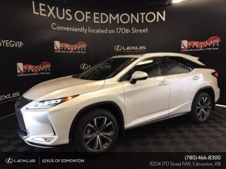 New 2022 Lexus RX 350 Luxury Package for sale in Edmonton, AB