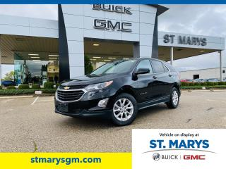 Used 2018 Chevrolet Equinox LT| Winter Tire Package for sale in St. Marys, ON