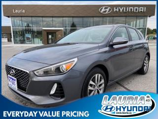 Used 2018 Hyundai Elantra GT GL Auto - 1 owner for sale in Port Hope, ON