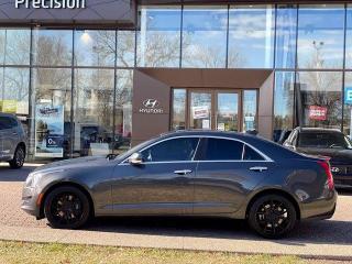 Used 2018 Cadillac ATS Sedan LUXURY w/ AWD / SUNROOF / NAVIGATION for sale in Calgary, AB