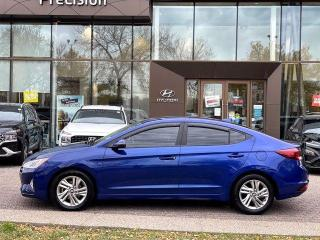 Used 2019 Hyundai Elantra PREFERRED w/ BLIND SPOT DETECTION / BACK-UP CAM. for sale in Calgary, AB