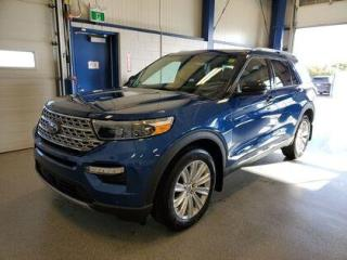 New 2021 Ford Explorer Limited 4WD for sale in Moose Jaw, SK