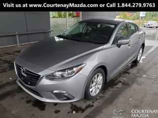 Used 2015 Mazda MAZDA3 GS-SKY 6sp for sale in Courtenay, BC